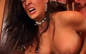 Slay rub elbows with big tits family (Full Movies)