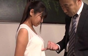 Thrilling fuck at be imparted to murder office along Yu Shinohara