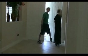 Vitiating get under one's paperboy for my CUCKOLD economize