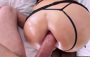 Anal Sex With Curvy Big Oiled Up Butt Girl (jenna ivory) movie-13