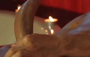 Erotic Self Touching Massage
