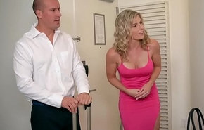 Brazzers - Milfs Like it Big -  Milfs On Vacation Part 1 instalment cash reserves Cory Chase plus Sean Lawless