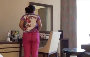 Shy Indian Bhabhi In Guest-house Room With Her Newly Seconded Husband Honeymoon