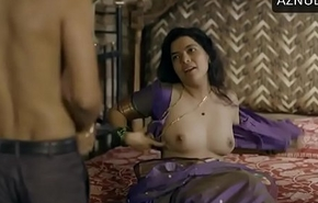 Godlike frivolity intercourse scene rajshri deshpande back nawazuddin siddiqui (1/2) netflix