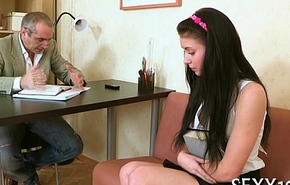 Immodest whore teen porn