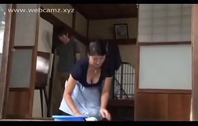 Sex-crazed Japanese wife simply with a caitiff public schoolmate