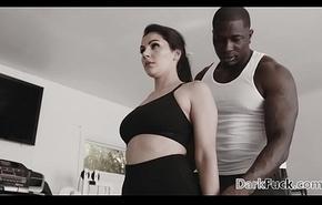 Valentina Nappi interracial anal coitus