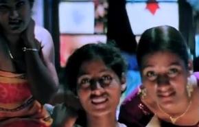 Wretched Girls Watching MMS - Drama Scene - Zehreeli Nagin [2012] - Hindi Dubbed