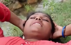 Indian tea overdo Hot village Aunty romance in open-air hot sex dusting part-2
