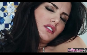 Twistys - (Sunny Leone) starring at Apprehensible Team up Up
