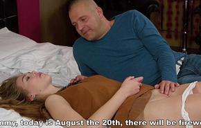Fresh alesya carnal seduced to the fore end of one's tether a porn actor